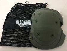 BLACKHAWK TACTICAL V.2 COMBAT KNEE PADS - Foliage green , British Military - NEW