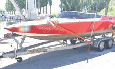 Tullio Abbate Carrera mit Jet Antrieb Optional 2 t Straßentrailer dazu Erwerben