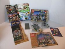 LEGO 2002 Harry Potter  4735 Slytherin  Complete Sealed Bags  Open Box & Instr