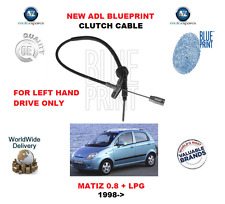 DAEWOO MATIZ 0.8 CHEVROLET MATIZ SPARK 0.8 LPG 1998> NEW CLUTCH CABLE LEFT DRIVE