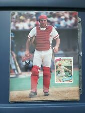 Beckett Baseball Card Monthly issue #48 March 1989 Johnny Bench/Mark Grace