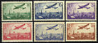 Francia ( France ) : 1936 Airmail ( complete set ) Neuf