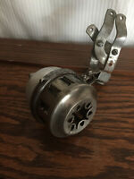 Vintage Persons Majestic Bicycle Siren With Clamp