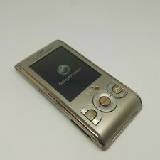 Sony Ericsson Walkman W595 - Sandy Gold (Unlocked) Cellular Mobile Phone