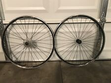 Alex Rims Road Bike 700c Wheelset Front And Rear w/ 8 Speed Cassette Included!