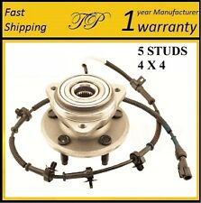 2000-2002 MAZDA B4000 (4WD, 4W ABS) Front Wheel Hub Bearing Assembly