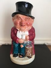 Large Burlington Ware Toby/Character Jug - 'Erbert 'Appyday
