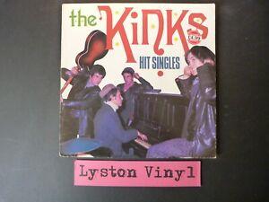 """The Kinks - Hit Singles 12"""" Vinyl LP"""