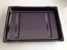 INDESIT ARIA DDD5340CIX COOKER OVEN GRILL PAN DRIP TRAY 380 x 270mm GENUINE PART