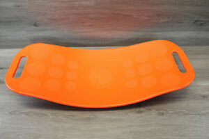 Simply Fit Workout Balance Board with a Twist Orange