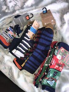 Next Socks. Boys. 6-8 9-12 New