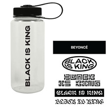 Beyonce Official 2020 Black Is King Water Bottle & Stickers Rare Sold Out Disney