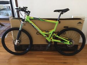 CANNONDALE Mtb mod.JEKYLL_800 Size_(L) + Lefty_Max