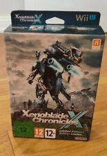 Xenoblade Chronicles - Limited Edition - Nintendo Wii U Game