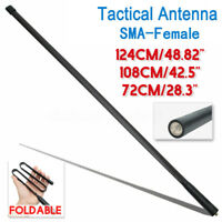 42.5'' SMA-Female Tactical Antenna For Baofeng UV-82 UV-5R Two Way Radio
