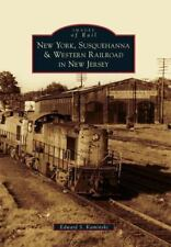 Images of Rail: New York, Susquehanna and Western Railroad in New Jersey by...