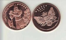 1 oz Copper Round - Executioner