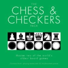 The Chess & Checkers Pack: Master Two of the World's Most Popular Board Games