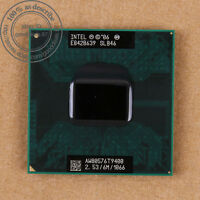 Intel Core 2 Duo T9400 - 2.53 GHz (AW80576GH0616M) SLB46 CPU Processor 1066 MHz