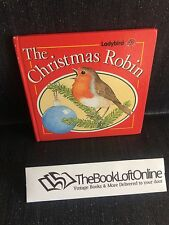 THE CHRISTMAS ROBIN VINTAGE LADYBIRD FIRST EDITION 1988 COLLECTIBLE