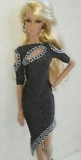 12 inch fashion doll outfit one size fits all barbie size.