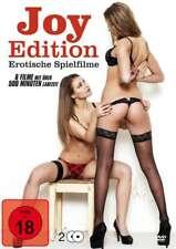 Joy Edition (6 Filme auf 2 DVDs) - Erotik - DVD - paarfreundlich - NEU & OVP