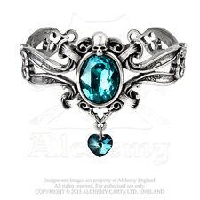 Alchemy - The Dogaressas Last Love - Pewter Bangle Bracelet