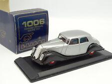 Eligor 1/43 - Panhard Dynamic Grise 1937
