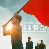 SUNRISE AVENUE - HEARTBREAK CENTURY   CD NEU