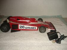 1979 Tamiya Ligier JS9 RC Car untested