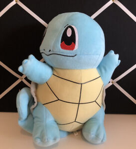 Pokémon Squirtle (look At My Tail) Plush