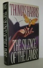 Thomas Harris / SILENCE OF THE LAMBS 1st Edition 1988