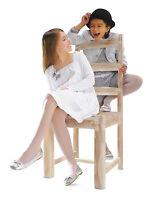 White Black or Pearl Girl's Kid's Plain Tights 20 Denier Weddings Party Ala