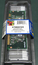 Kingston KTM000168 (8 MB) RAM Module