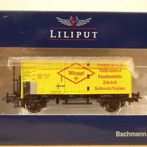 Liliput 224854 Marchandises Maggi Suisse Zurich Le Sbb-Cff Epoque 2/3 Neuf ' Ovp