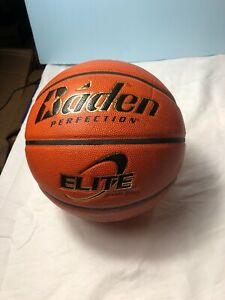 Baden Elite Indoor Game Basketball - (Official Size) Size 7 (29.5)