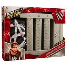 Wwe Wrestling Dean Ambrose Dress Up Shirt W/ Ladder Power Prop Foam Ladder