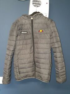 Ellesse Puffer Winter Coat Jacket Mens Small