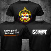 New Muay Thai Boxing Legend Samart Payakaroon Poptheeratham Samui Gym T-shirt