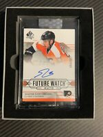 2019-20 UD Buybacks Future Watch Auto - Shayne Gostisbehere