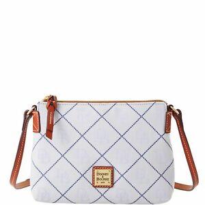 Dooney & Bourke Maxi Quilt Crossbody Pouchette Shoulder Bag