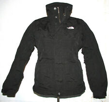 The North Face Women's Black Trench Coat Jacket Size X-Small XS 600 Compass