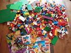 GROS LOT LEGO BRIQUES VRAC 4,8 KGs PLAQUES no BOITE