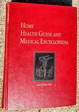 Home Health Guide and Medical Illustrated Encyclopedia 1960 Vintage Book