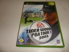 XBOX Tiger Woods PGA Tour 2003 (1)