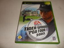 XBox  Tiger Woods PGA Tour 2003 (1)
