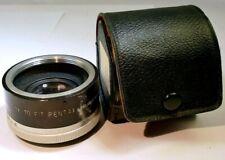 Soligor 2X Teleconverter Lens manual focus for M42 Pentax 2X-1 screw mount