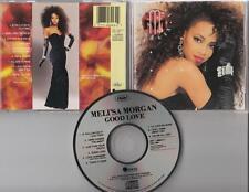 MELI'SA MORGAN  RARE cd  GOOD LOVE  ( 1987)