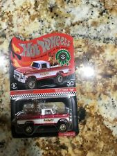 2018 hot wheels RLC club exclusive Texas drive em 2018 holiday car