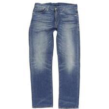 Levi's 504 Men Blue Straight Regular Jeans W31 L32 (53038)
